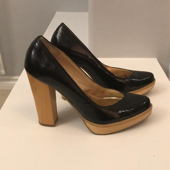 Michale Kors Patent leather heels